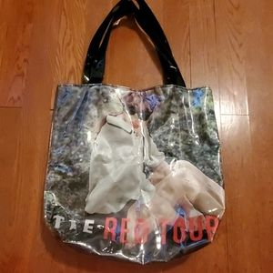 Taylor Swift Red Tour Limited Edition Bag